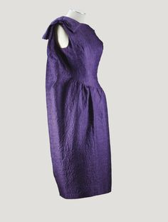 Balenciaga cocktail dress, 1962 From Sotheby's