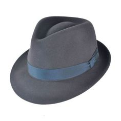 a6c8758dab9 Heritage Collection 2000s Wool Felt Trilby Fedora Hat