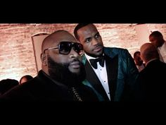 Rick Ross, Lebron James & The Legendary Roots Crew perform #FWMYKIGI at GQ party (All Star Weekend)