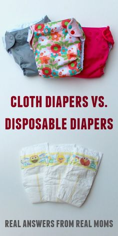 Your cloth diapering