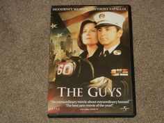 The Guys (DVD, Movie, Drama, 2003, Widescreen, Full Screen, Rated PG)