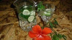 Cucumber/Mint Detox Water  24 oz. water (spring water is best) 1 medium cucumber, sliced 10-12 mint leaves   Put all ingredients in a pitcher and let seep overnight.  Great for detox and for your skin.  Serve in a pretty glass, it just makes you feel special.......you deserve it!  SHARE TO SAVE!! FOLLOW me on Facebook, I am always posting AWESOME stuff!: https://www.facebook.com/stacey.p.folds  Join my weight loss support group for more recipes, motivation, encouragement and more! ...