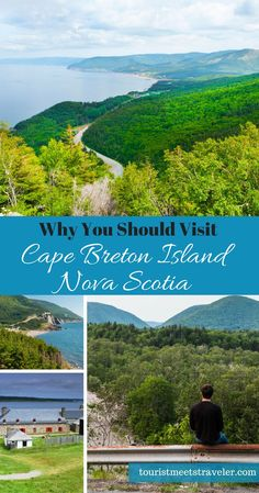 Look for a summer destination?  Cape Breton, Nova Scotia located on the east Canada is a perfect vacation destination.  With its stunning location, delicious food and wonderful people Cape Breton, Nova Scotia is not to be missed!