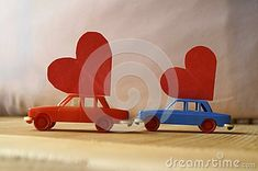 Miniature Plastic Cars Carrying A Heart Stock Photo - Image of romantic, colorful: 108122712 Carry On, Objects, Miniatures, Plastic, Romantic, Colorful, Stock Photos, Cars, Red