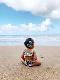 Summer 2019 - Wunderkin Co. Baby Girl Fashion, Kids Fashion, Women's Fashion, Sweet Girls, Little Girls, Kids Clothing Brands, Handmade Hair Bows, Romper Outfit, Liberty Of London