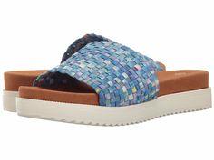 Women's Shoe Bernie Mev Capri Casual Slip On Sandal Multi Camo
