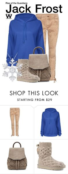 """""""Rise of the Guardians"""" by wearwhatyouwatch ❤ liked on Polyvore featuring Polo Ralph Lauren, rag & bone, UGG, wearwhatyouwatch and film"""