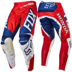Fox Racing MX 180 Honda Mens Off Road Dirt Bike Racing Motocross Pants