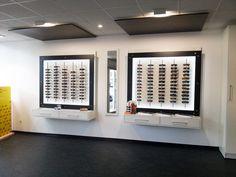 Agencement du magasin Optique Alaux (79) photo 3