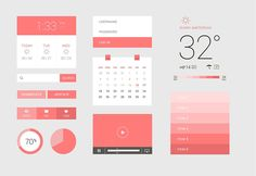 The ultimate guide to flat design photo  #flat #ui #kits