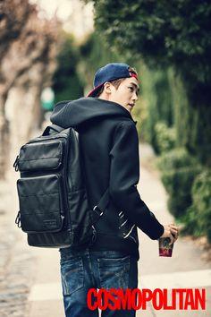 Heirs' Park Hyung Sik For Cosmopolitan Korea