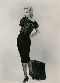 Marilyn Monroe for Bus Stop, 1956