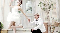 WGM Season 3 - TeukSo Couple #Fashion #Kpop #Wedding