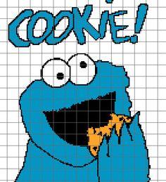 Baby Bunny Crochet Graph / Chart | bilder vorlagen | Pinterest ...