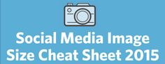 Optimal Image Sizes To Share On Social Media – Infographic | hanifsipai.com