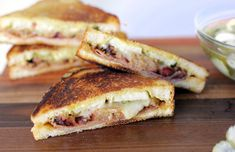 Andrew Zimmern Cooks: Cuban-Style Grilled Cheese Sandwich