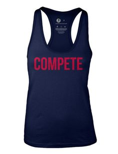 Compete Every Day workout tank