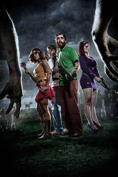 #Scooby #Doo #Gang #VS # Zombies