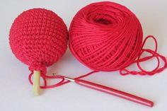 Spiderman amigurumi crochet pattern