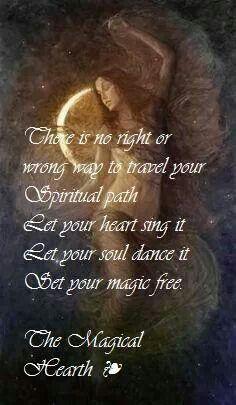 Spiritual Paths