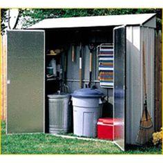 Arrow Shed Storage Locker 7 x 2 ft. - CL72