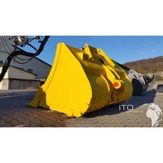 Mining Equipment Atlas Copco ST7 LHD Load haul Dump #bucket for sale from #Germany #underground #Mining #Equipment #tunneling #hydropowertunnel #Minera #Mining #Tamrock  http://www.ito-germany.de/gebrauchte-tunnelbaumaschine-kaufen-ghh-untertagelader-fahrlader