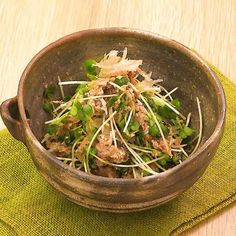 Seafood Recipes, Cooking Recipes, Seaweed Salad, Japanese Food, Food And Drink, Fish, Dinner, Health, Ethnic Recipes