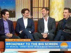 John Lloyd Young Jersey Boys | Watch John Lloyd Young & the Stars of the Jersey Boys Film Talk Tony ...