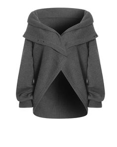 Circular Hem Parachute Hoodie - I need to find a hoodie for this! Perfect for around my pregnant belly this winter!