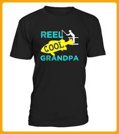 Mens Reel Cool Grandpa Shirt - Angler shirts (*Partner-Link)