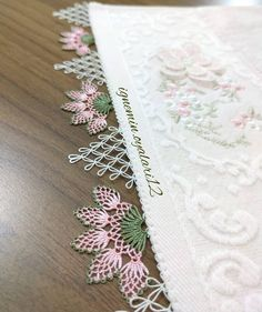 Dupatta Setting, Needle Lace, Tatting, Diy And Crafts, Christmas Cards, Crochet Patterns, Embroidery, Sewing, Fabric
