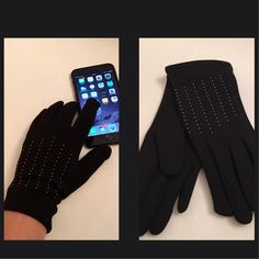 A personal favorite from my Etsy shop https://www.etsy.com/listing/257209403/touch-screen-gloves-for-women-with-small
