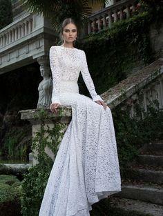| 2014�2015 Moda Dantelli Gelinlik Modelleri | http://www.ekadinca.com