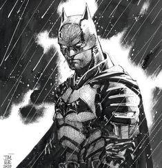 Fan Art Batman, Im Batman, Batman Poster, Batman Wallpaper, Iphone Wallpaper, Robert Pattinson, Comic Books Art, Comic Art, Jim Lee Art