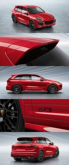 Muscular, athletic and powerful. The new Cayenne GTS makes a clear statement. On every straight and in every bend. For more information, visit: http://link.porsche.com/cayenne-gts *Combined fuel consumption in accordance with EU6: 10.0–9.8 l/100 km; CO2 emissions 234–228 g/km