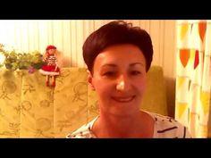 Мастер класс текстильная кукла. Наталья Сахарова - YouTube