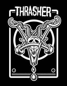 thrasher magazine subscription Wishlist in 2019