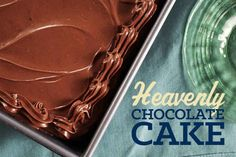 Chocolate Cake | 10 Foods Made Better With MIRACLE WHIP