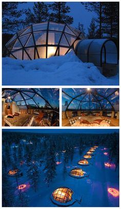 ❦ theantidote:    Kakslauttanen, Lapland, Finland   (via aros:)  This is definitely on the bucket list!