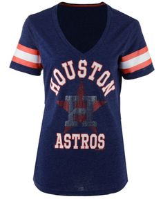 G3 Sports Women's Houston Astros Triple Play T-Shirt