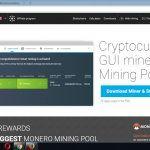 Earn free Bitcoin 10000-250000 satoshi/days. Cryptocurrency GUI miner and Mining Pool