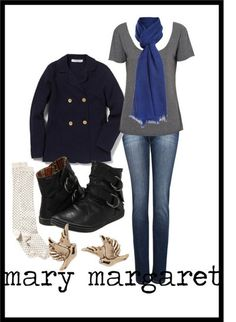 Mary Margaret (OUAT)