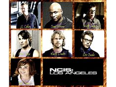 NCIS Los Angeles Team