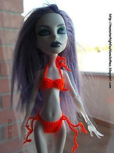 handmade Monster High clothes/ropa/kleidung/vêtements b56 (NOT DOLL)