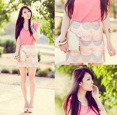 Under the sea (by Isabel Z) http://lookbook.nu/look/4278651-under-the-sea