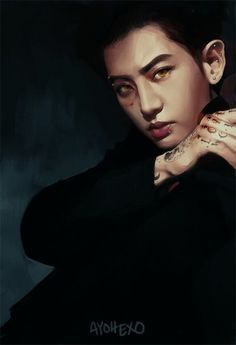 Chanyeol Fanart #EXO