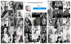 'Empowerment' Selfies Are Burying a Turkish Women's Rights Campaign   KQED Word Challenge, Popular Hashtags, Black Square, Bury, Human Rights, Cancer Awareness, Over The Years, Campaign, Black And White