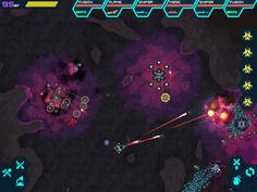 Infested Planet (real time strategy) http://www.rocketbeargames.com/infestedplanet/index.html