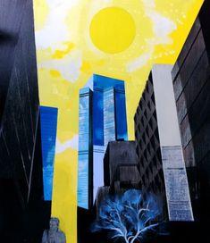 Kenneth Blom · New York · 2011 · 130 x 150 cm Close Image, It Works, Fair Grounds, Fine Art, Abstract, Artist, Artwork, York, Fun