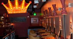 West 5. Bar/lounge. Good grilled cheese and booze drinks. 4539 California Ave SW (West Seattle)